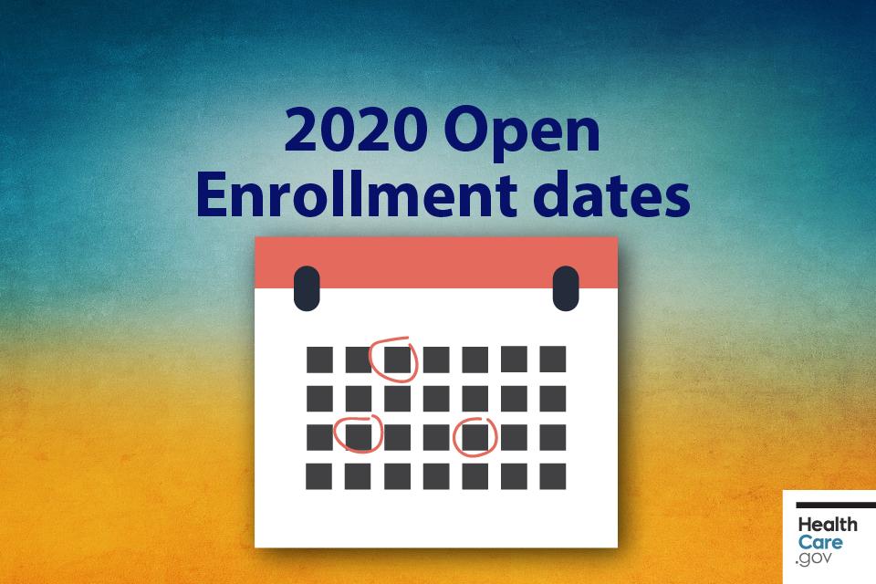Florida Medicaid Provider List 2020.Mark Important 2020 Open Enrollment Dates On Your Calendar