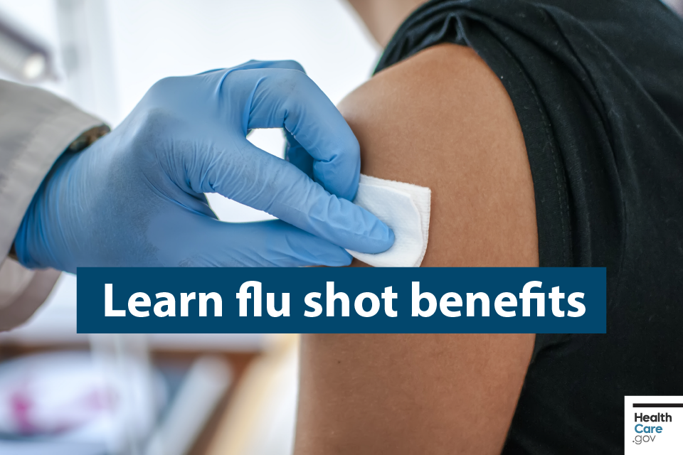 Get your free flu shot this fall