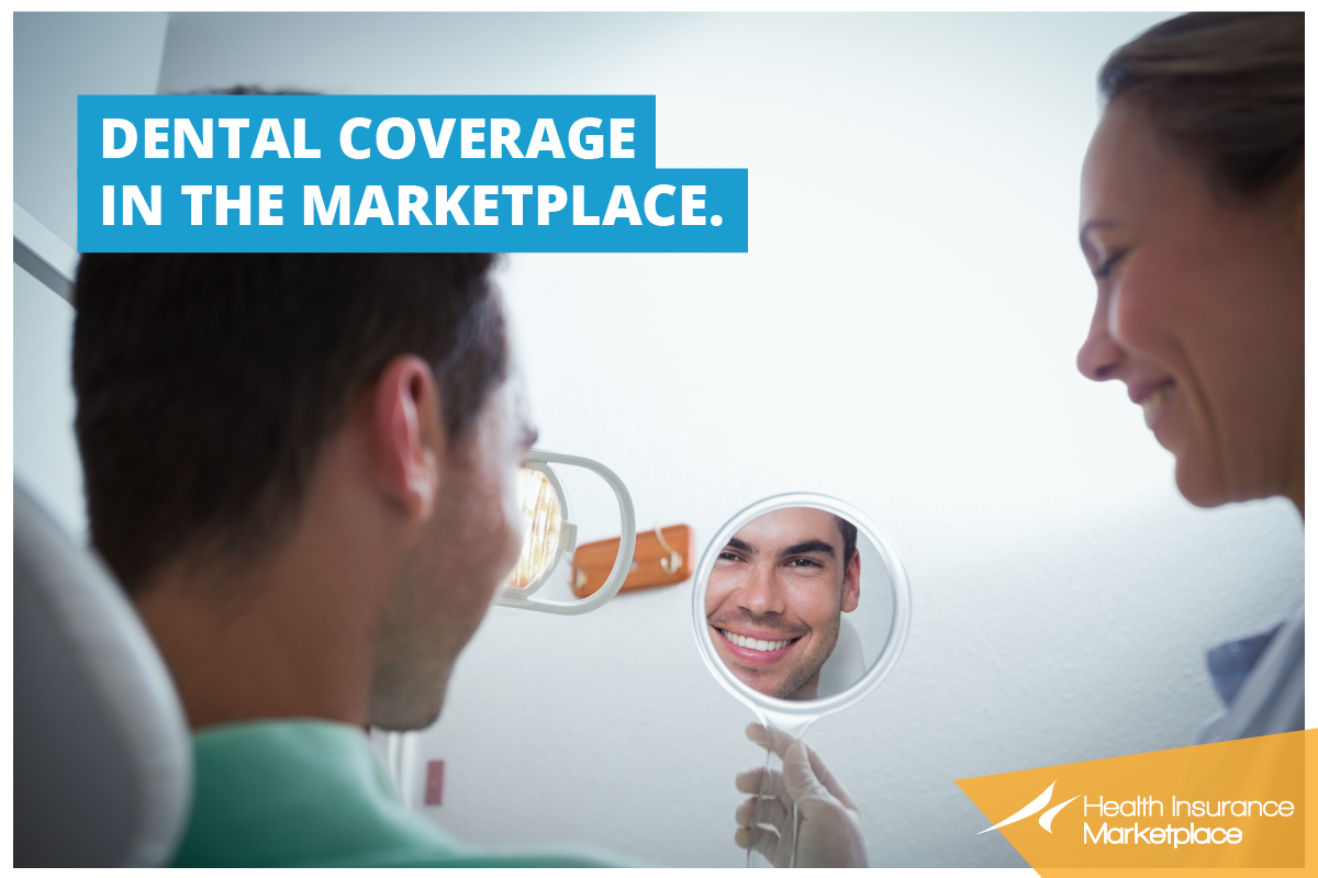 Dental coverage in the  Health Insurance Marketplace