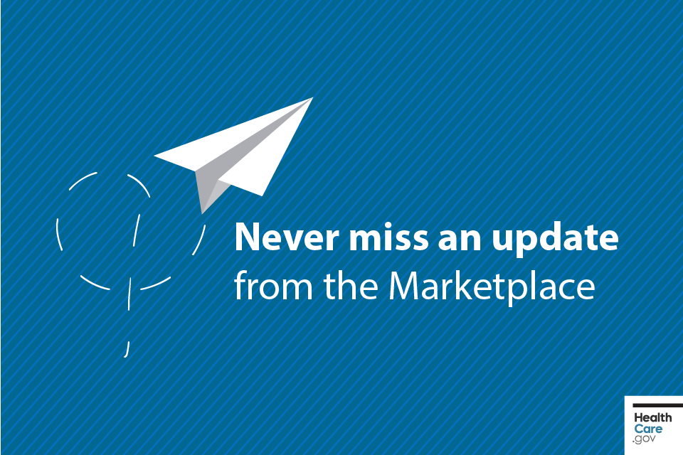 Image: Never miss an update from the Marketplace