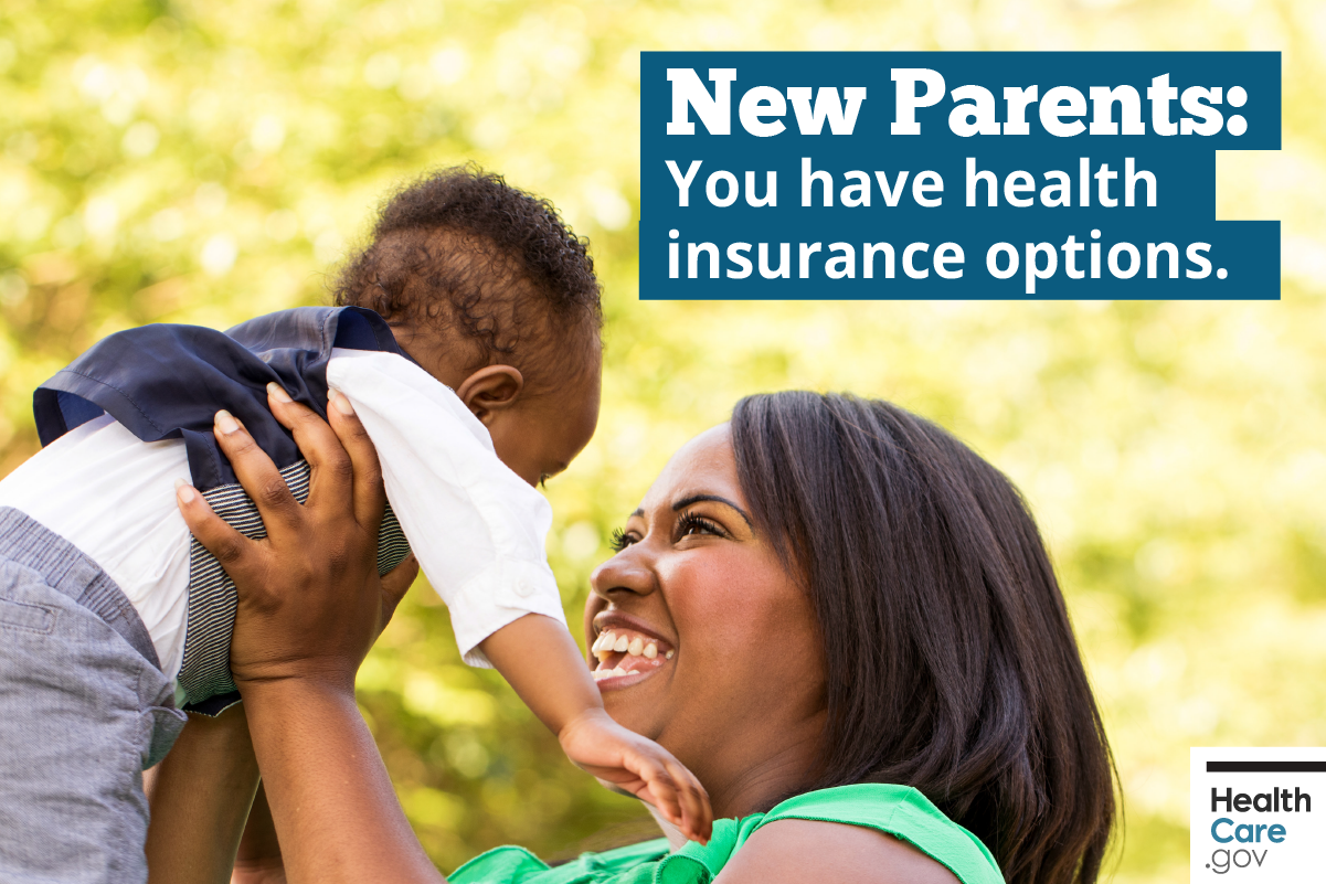 Image: {New parent qualifies for Special Enrollment Period}