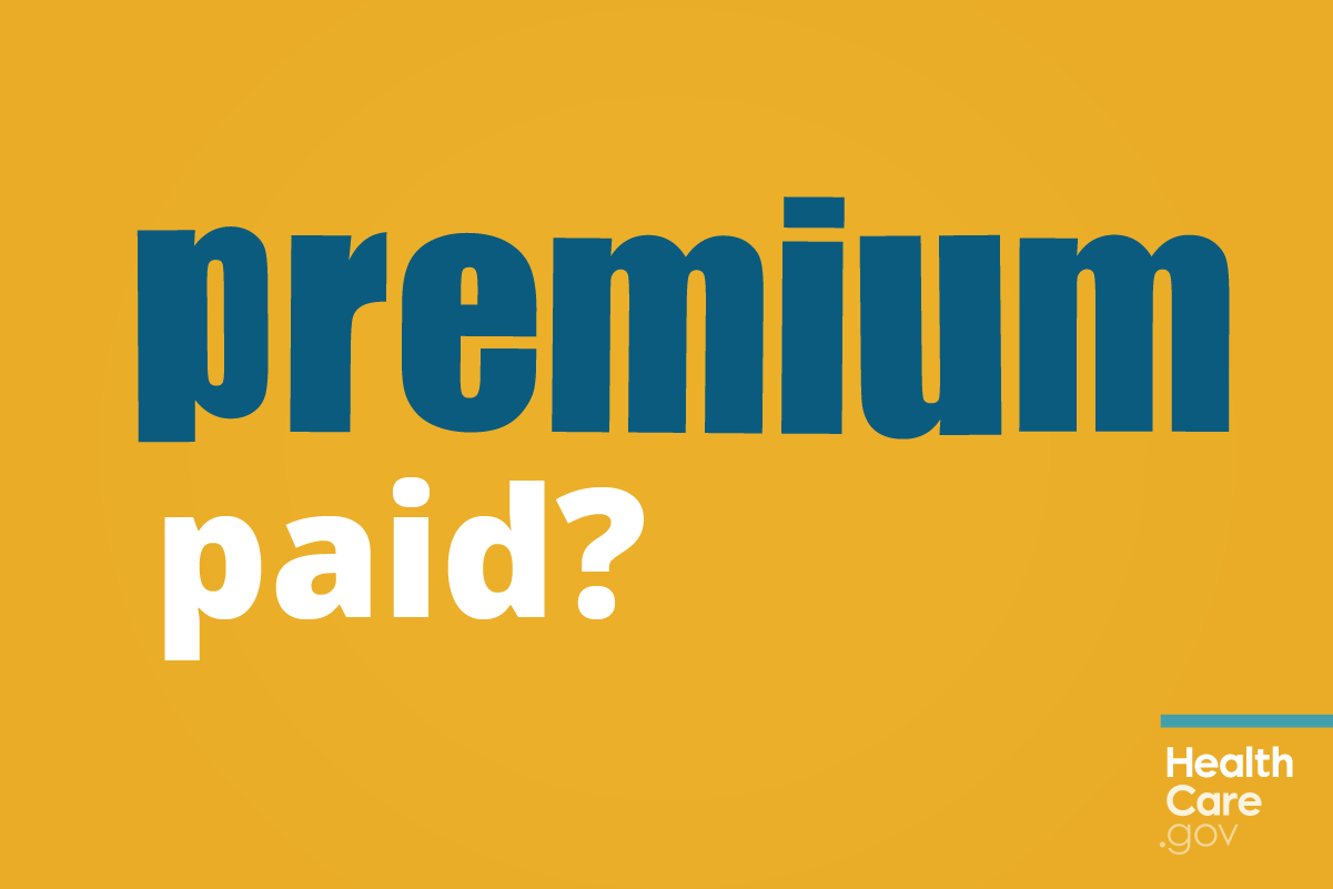 Image: {Question: Do you know how to pay your health insurance monthly premium?}