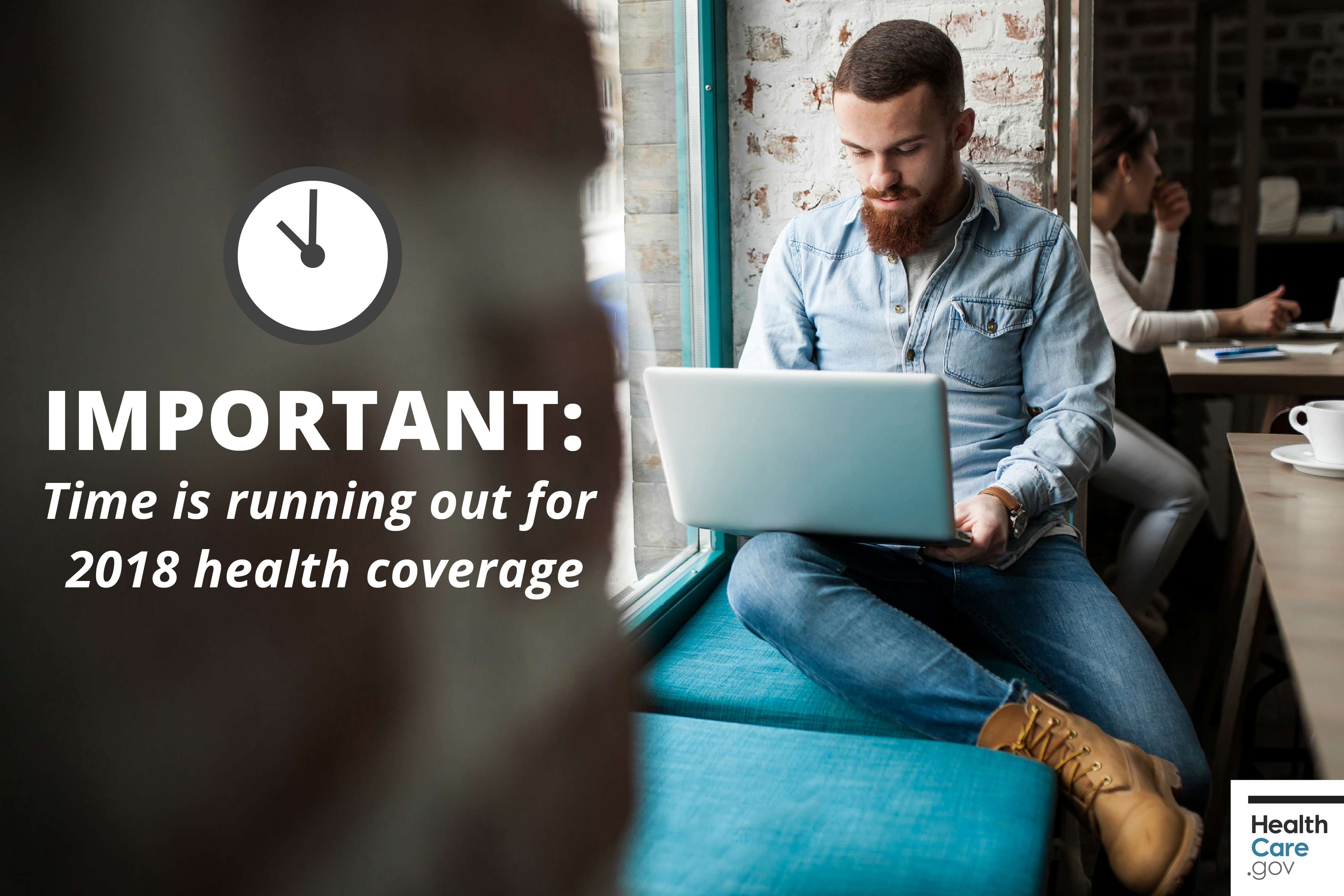 Image: Important: Time is running out for 2018 health coverage